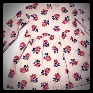 Floral dress from baby Gap. NWOT